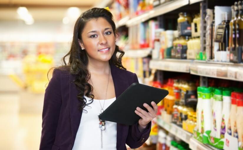 Простая программа для автоматизации учета товаров в магазине розничной торговли