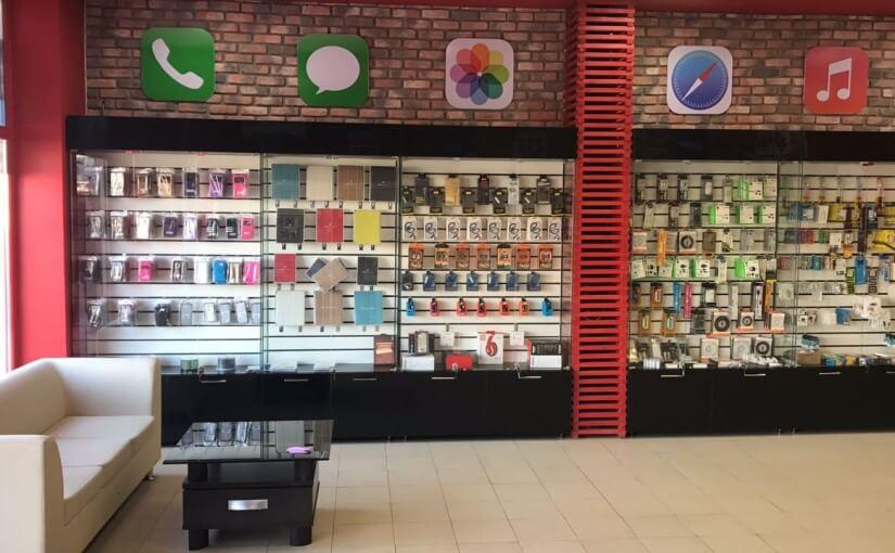 Subtotal в магазине мобильных телефонов и аксессуаров (MobiShop, г. Избербаш)
