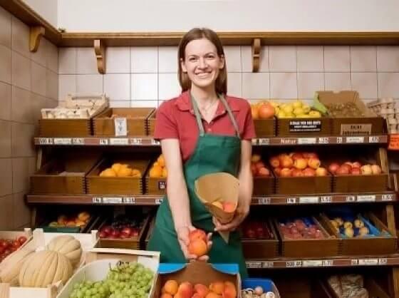 Программа для маленького магазина