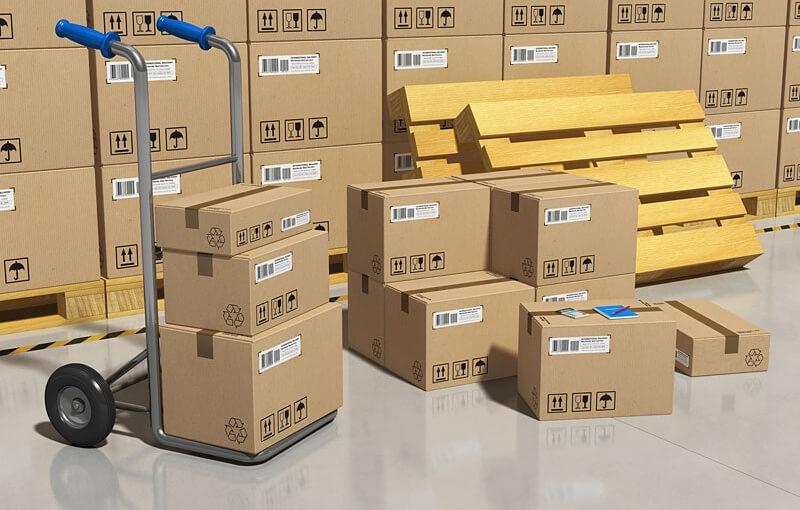 Складской учет товаров — программа для магазина